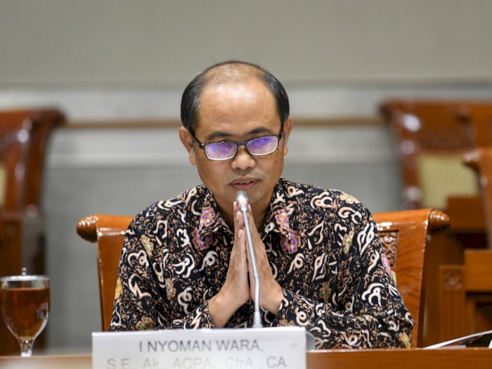 Nyoman Wara Tegaskan Bukan Capim KPK Titipan Jokowi
