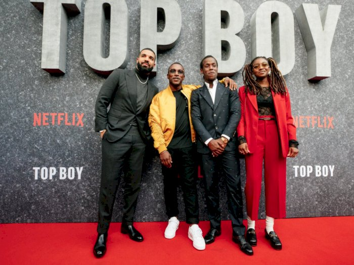 Ini Daftar Lagu Album Soundtrack 'Top Boy' dari Drake