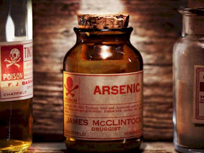 Arsenik, Racun Tak Berasa Yang Mematikan