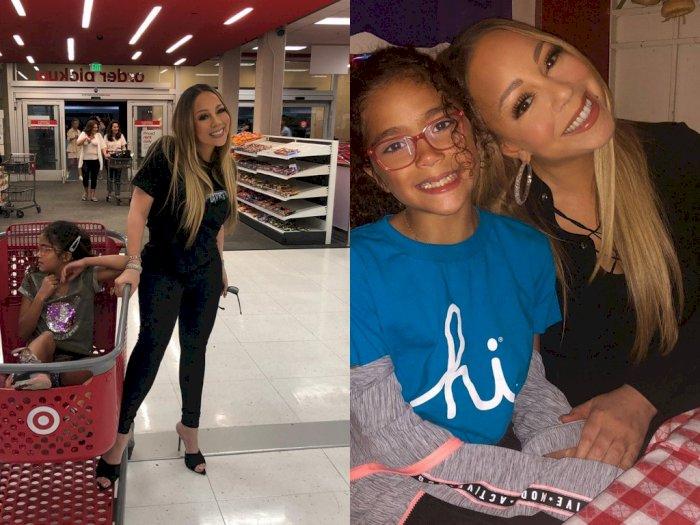 Meskipun Kaya, Anak Mariah Carey Tetap Pilih Belanja di Tempat Ini