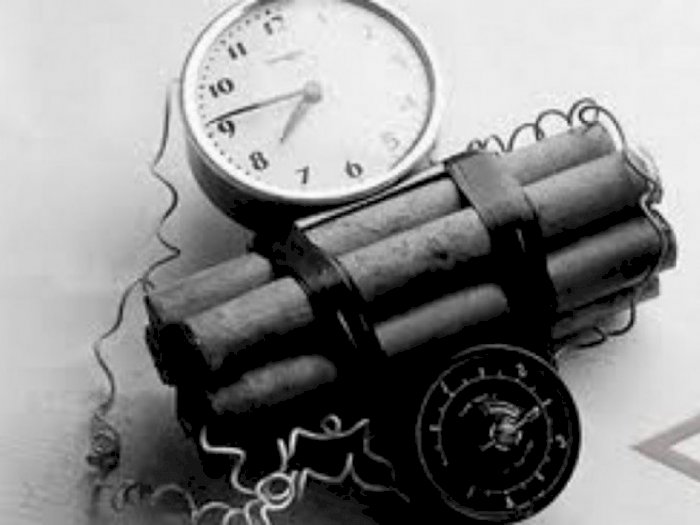 Gudang Bom di Markas Brimob Polda Jateng Meledak