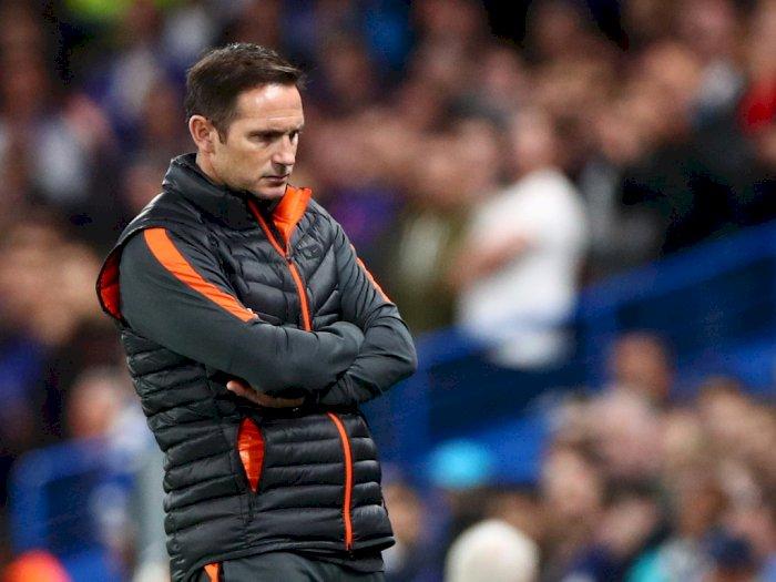 Chelsea Kalah di Liga Champions, Frank Lampard Cetak Sejarah Kelam
