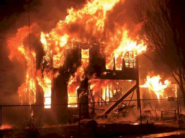 Bocah 6 Tahun Ini Meninggal Usai Selamatkan Kakeknya dari Kebakaran