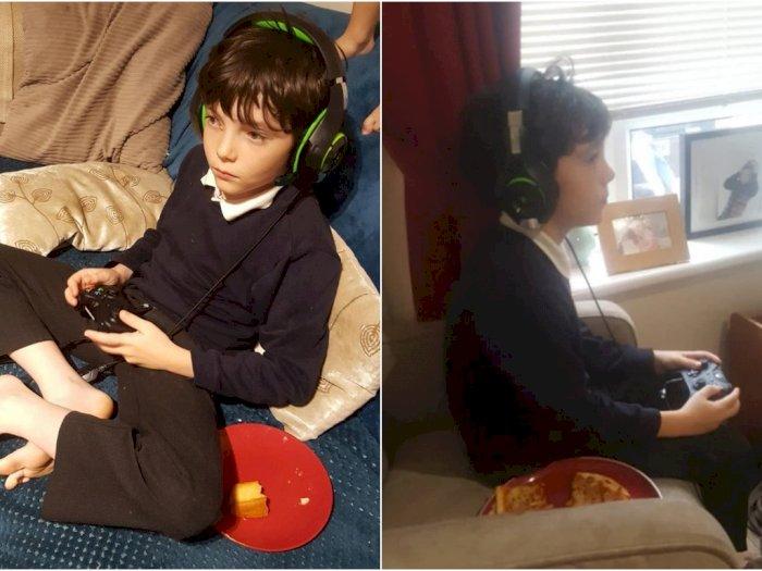 Bocah Ini Pakai Kartu Kredit Ibunya Rp54 Juta Demi Game Online