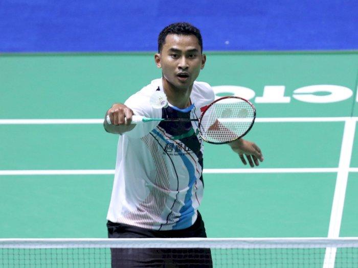 Tommy Sugiarto Tantang Kento Momota di Babak Kedua China Open 2019