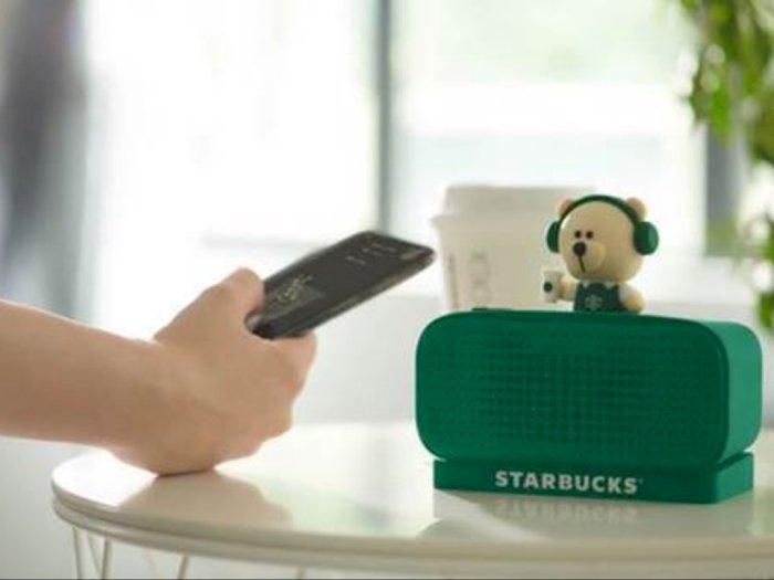 Alibaba Luncurkan Teknologi Perintah Suara Buat Beli Kopi Starbucks