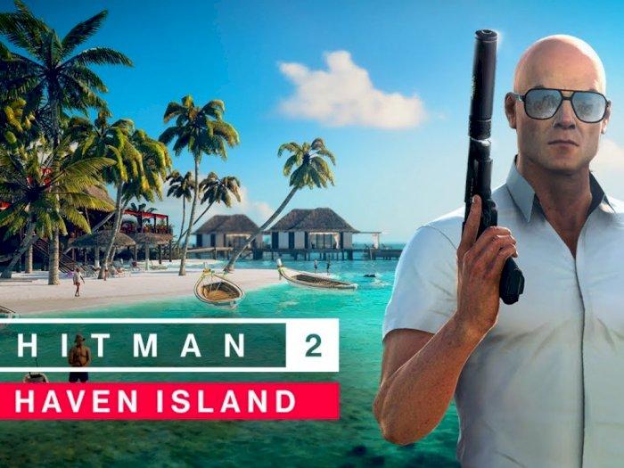 IO Interactive Akan Hadirkan DLC Baru di Hitman 2 Bernama Haven Island