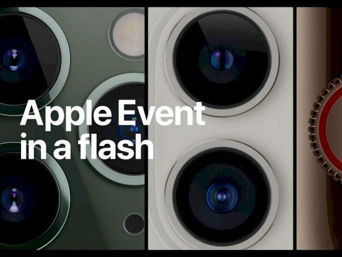 Apple Ternyata Tulis Pesan Rahasia di Video Rangkuman Apple Event