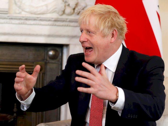 PM Inggris Dukung Kampanye Perubahan Iklim & Perlindungan Satwa