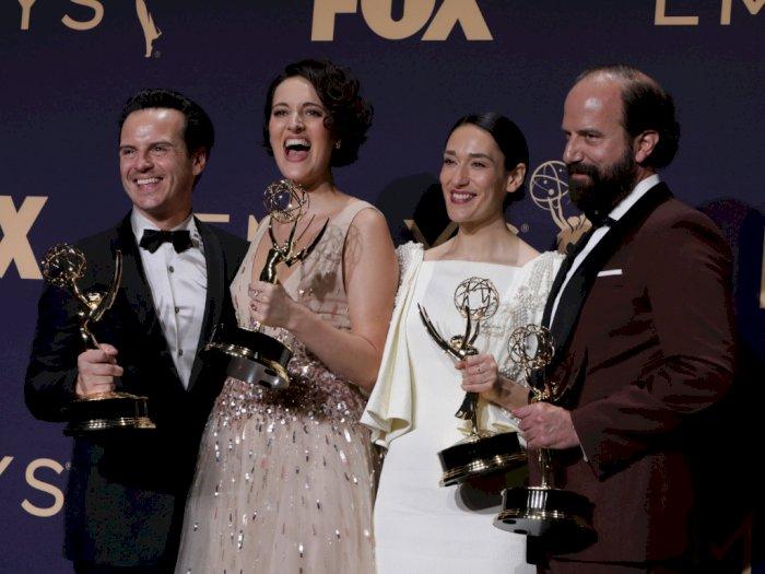 Daftar Lengkap Pemenang Emmy Awards Edisi ke-71