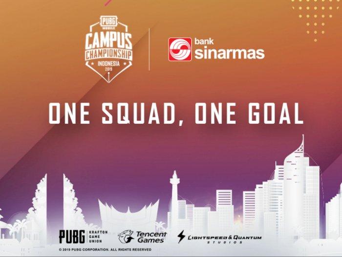 Turnamen PUBG Mobile Campus Championship 2019 Akan Segera Digelar