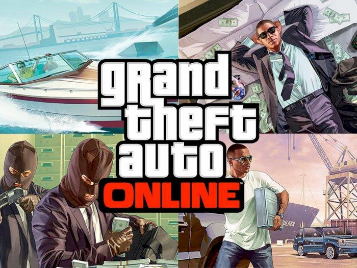 Rockstar Hadirkan Update Untuk Merayakan 6 Tahun Game GTA Online