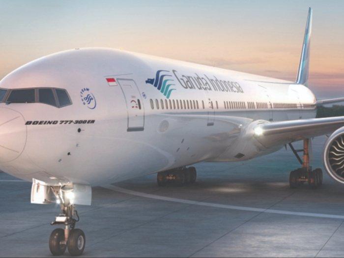 Awal Oktober, Garuda Indonesia Mulai Terbang Dari Medan ke Amsterdam