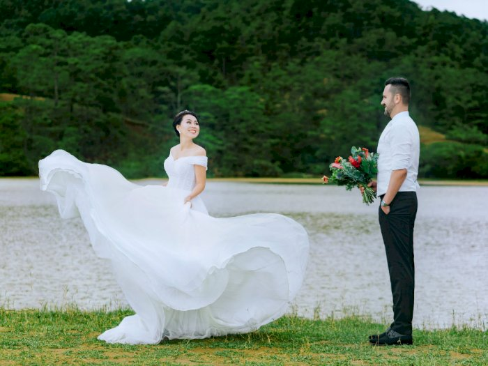 Demi Foto Prewedding, Pasangan di Inggris Rela Bayar Ratusan Juta