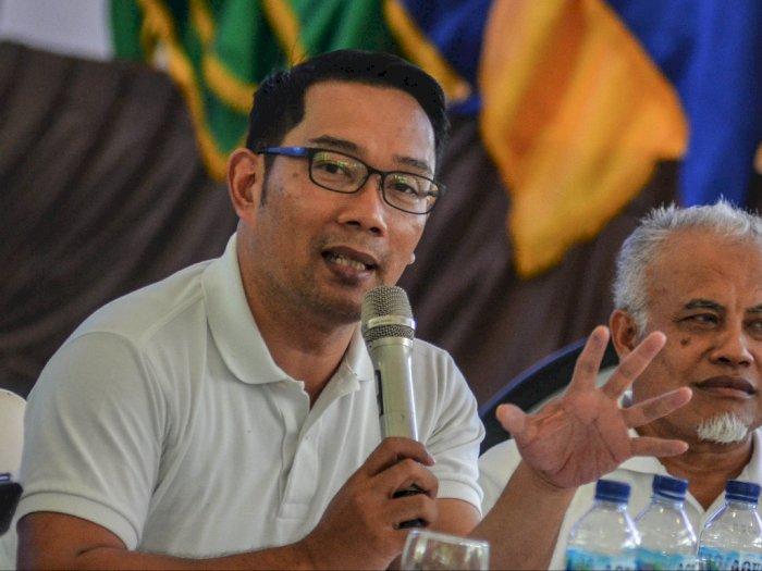 Ridwan Kamil Imbau Mahasiswa Taati Aturan Hukum Saat Aksi di Jakarta