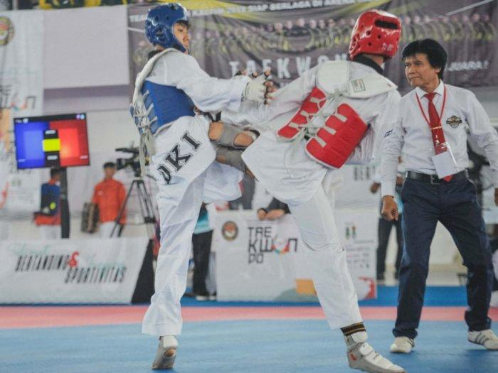 Begini Strategi PBTI Atasi Kesenjangan Kualitas Taekwondoin