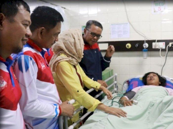 Mahasiswa yang Tertabrak Barracuda Jadi Anak Angkat Kapolda Sulsel