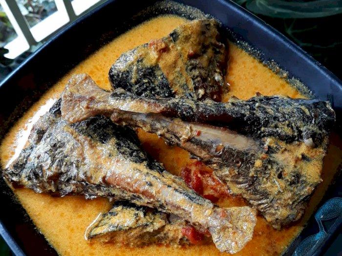 Resep Ikan Tongkol Kuah Santan