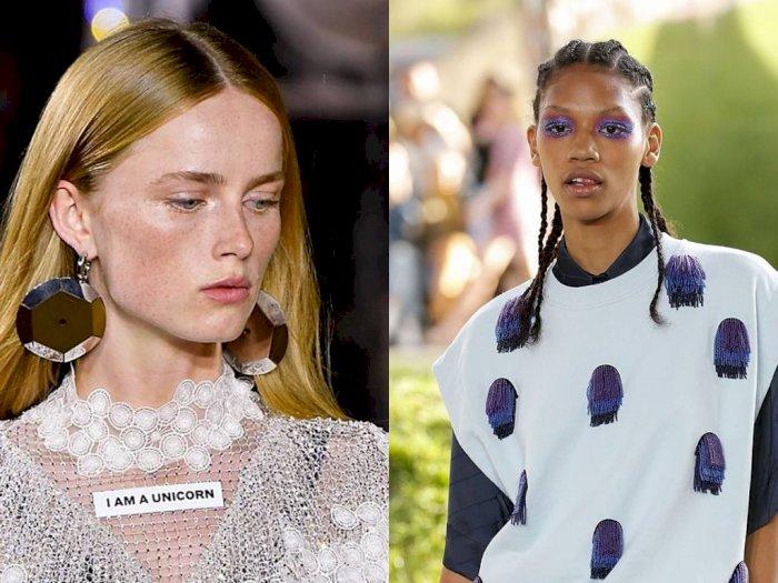 3 Tren Rambut Kekinian di London Fashion Week