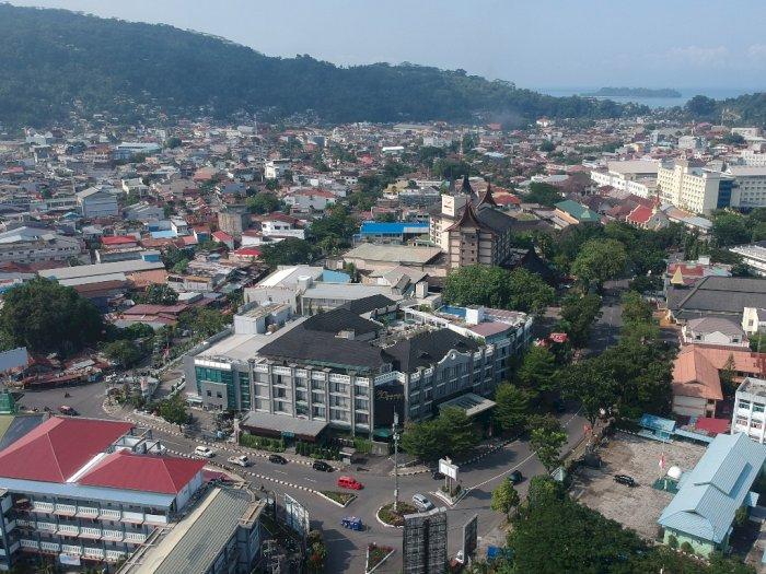 Titik Panas di Sumatera dan Kalimantan Menurun