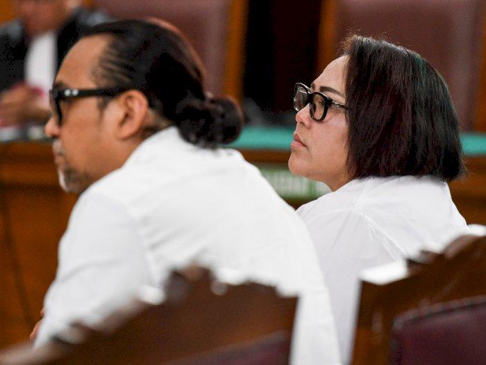 Nunung dan Suaminya Didakwa 3 Dakwaan Alternatif