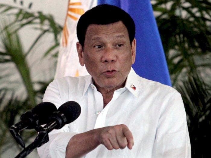 Presiden Filipina Izinkan Warganya Tembak Pejabat yang Korupsi