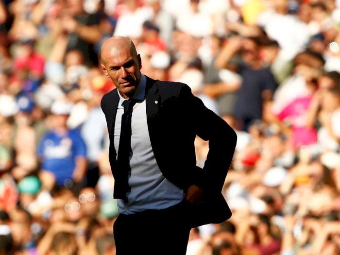 Hazard Cetak Gol Perdana, Zidane: Ini yang Kami Tunggu