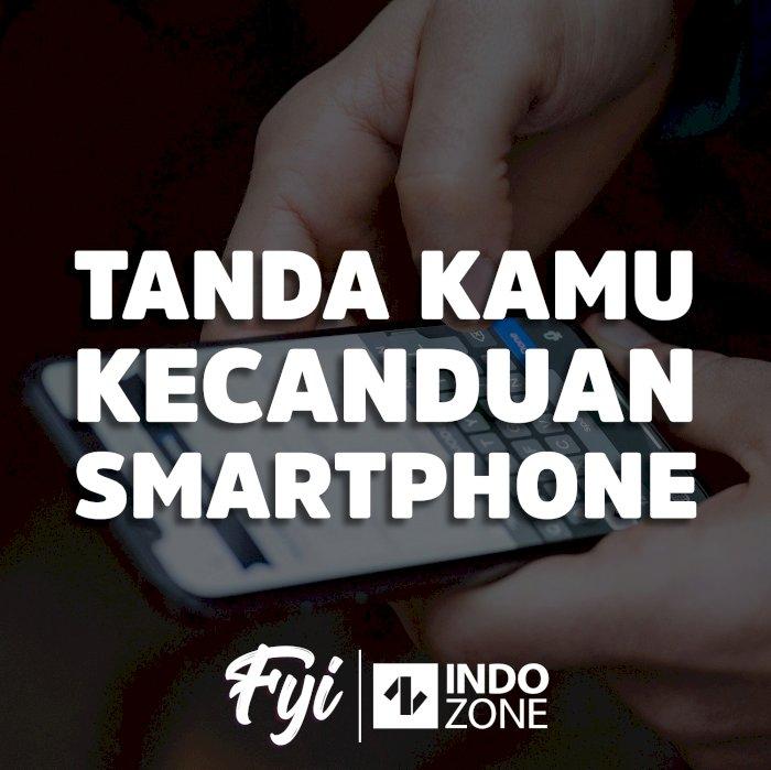 Tanda Kamu Kecanduan Smartphone