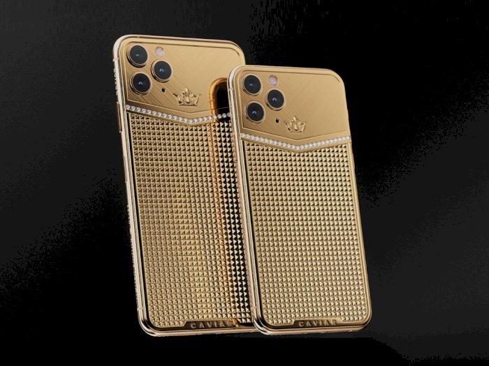 Gila! iPhone 11 Pro Max Ini Dibanderol Dengan Harga Rp439 Juta