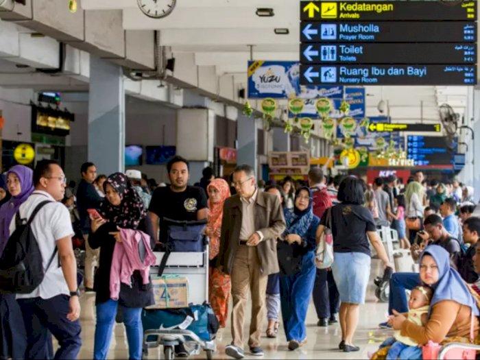 Demi Kaum Milenial, AP II Hadirkan Layanan Digital di Bandara Soetta