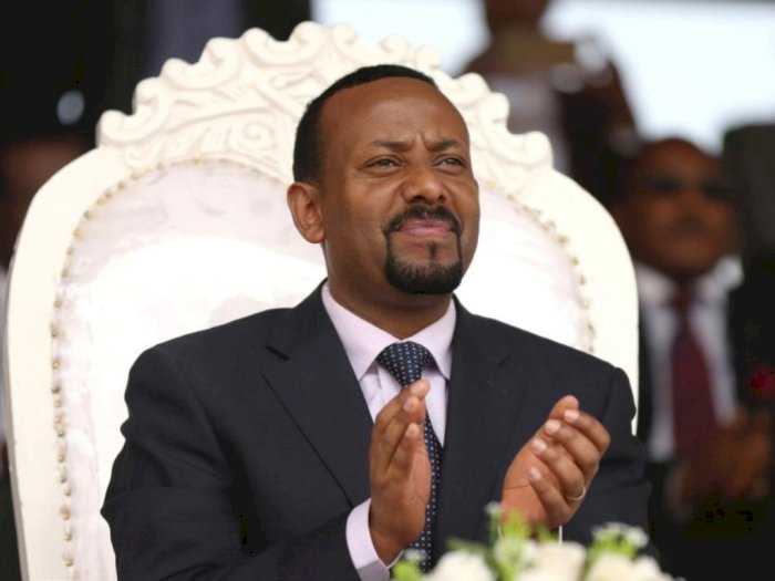 Selamat, Perdana Menteri Ethiopia Menang Nobel Perdamaian 2019