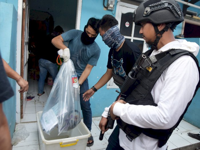 Terduga Teroris di Bekasi Diketahui Anggota Khilafatul Muslimin