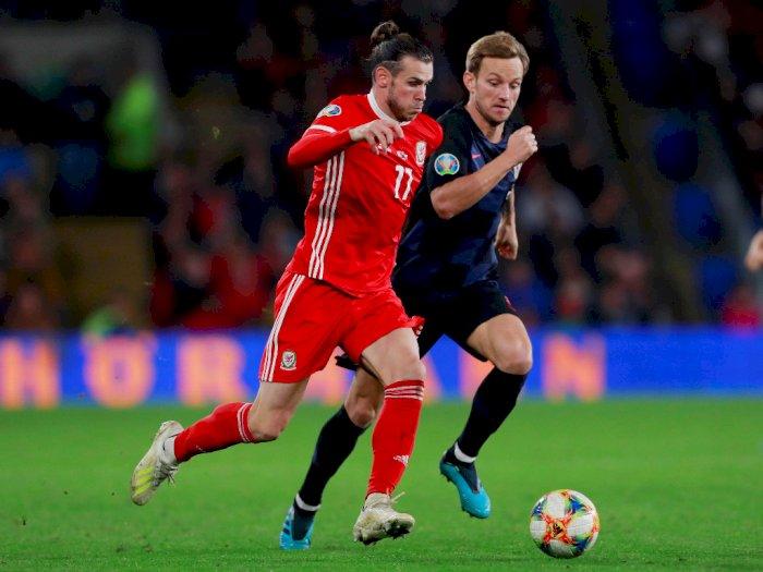 Gol Bale Selamatkan Wales Dari Kekalahan Atas Kroasia
