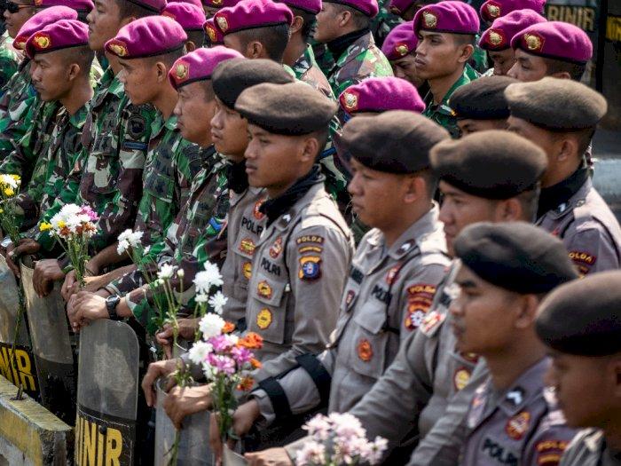 Jelang Pelantikan Jokowi-KH Ma'ruf, Polisi Lakukan Ini