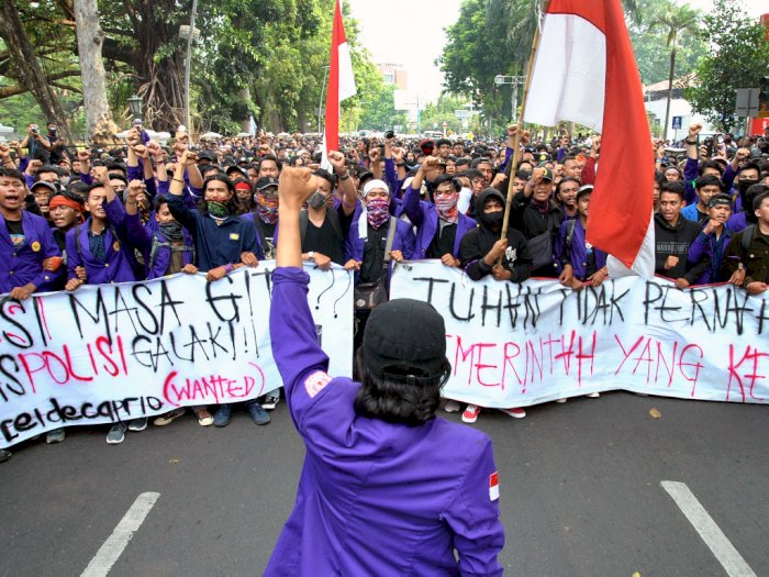Ada Info Mahasiswa Demo Hari Ini, BEM SI: Hoaks