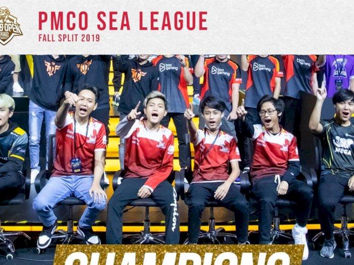 Bigetron RA Juarai Turnamen PMCO SEA League 2019 Dengan 25 WWCD