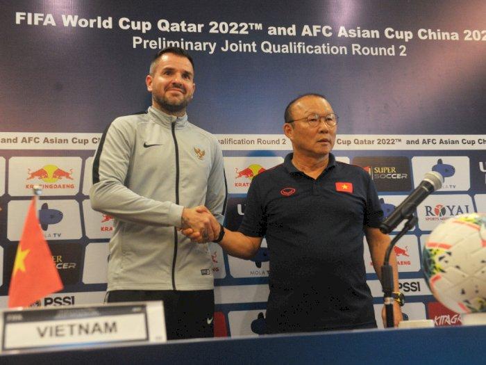 Hadapi Timnas Indonesia, Pelatih Vietnam Waspadai Pemain Ini