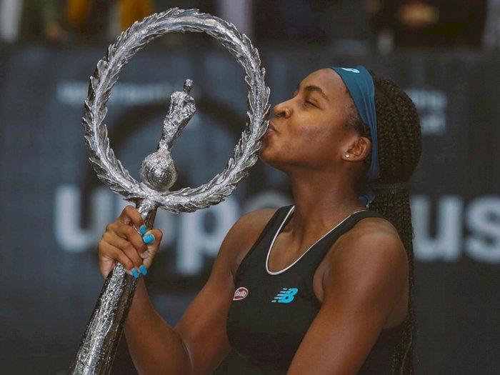 Cori Gauff Cetak Rekor WTA