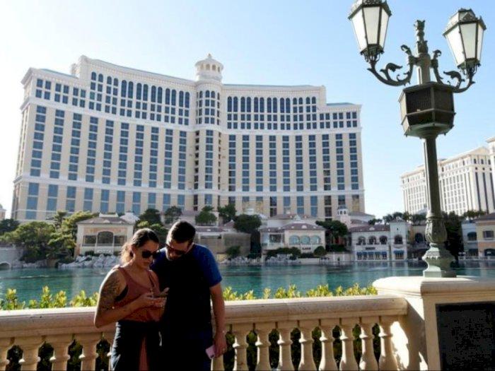 Hotel Ikonik di Las Vegas ini Bakal Dijual US$5 Miliar