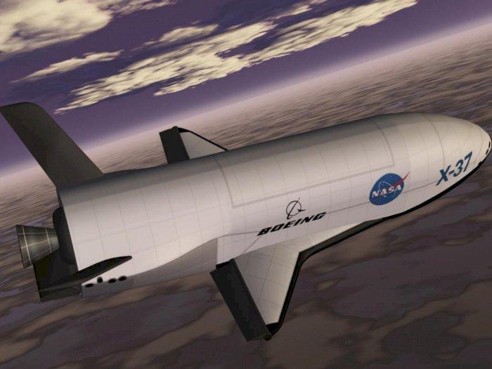 X-37B Membawa Misi Rahasia Milik Angkatan Udara Amerika Serikat