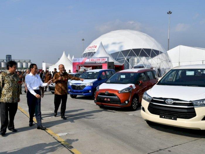 Harapan Toyota, Pemerintah Bisa Buka Pasar Baru Ekspor untuk Otomotif