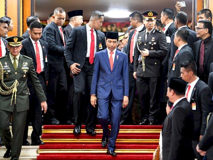 Periode ke-2, Saatnya Menanti Janji Jokowi Indonesia Negara Maju 2045