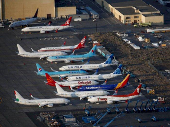 Eropa Berikan Sinyal Boeing 737 Max Terbang Januari 2020