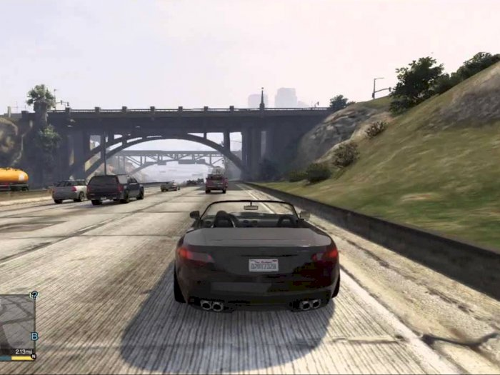 Niat! YouTuber Ini Live Streaming GTA V Non-Stop Sampai GTA VI Rilis