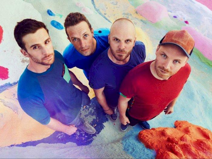 Coldplay Konfirmasi Detail Album Ganda 'Everyday Life'
