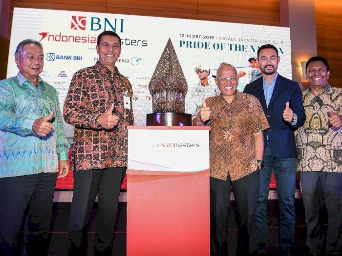 Indonesian Masters, Buka Peluang Pegolf Indonesia Tampil di Olimpiade