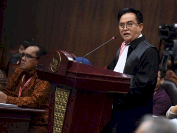Tak Jadi Menteri, Yusril Minta Jokowi Benahi Masalah Hukum