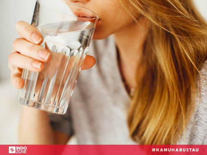 Manfaat Minum Air Putih Hangat Sebelum Dan Setelah Bangun Tidur Indozone Id