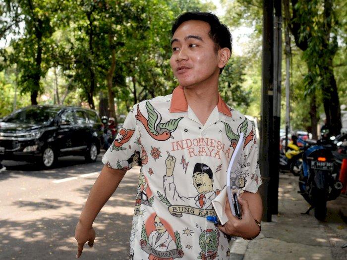 Gibran Ungkapkan Keseriusannya Maju di  Pilkada 2020 Kepada Megawati