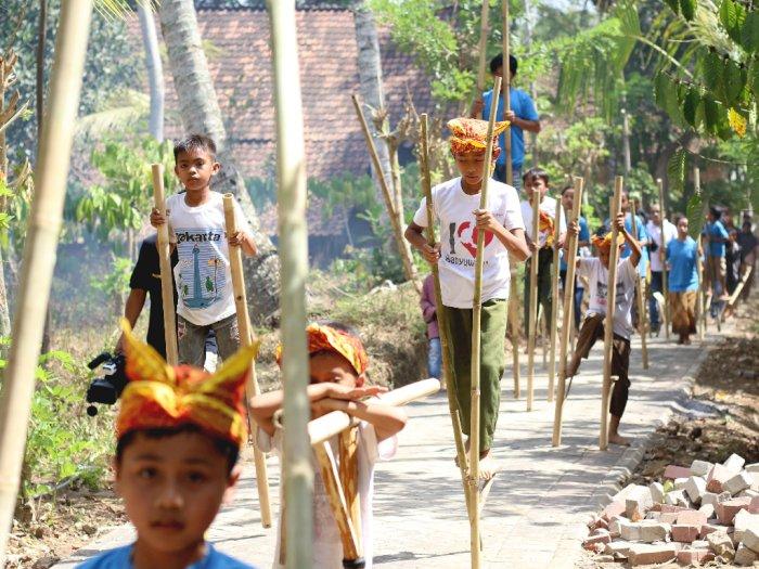 Ini 5 Olahraga Tradisional Yang Dipertandingkan Dalam Potradnas Indozone Id